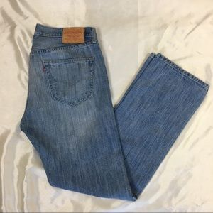 Levi's 501 Straight Jeans